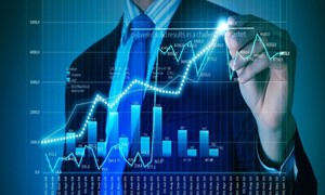 VN-Index bật tăng hơn 3 điểm