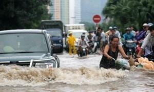 Bộ Tài chính phối hợp gỡ vướng Dự án giải quyết ngập do triều tại TP. Hồ Chí Minh
