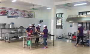 Hà Nội phạt 58 cơ sở trong quản lý an toàn thực phẩm tại trường học