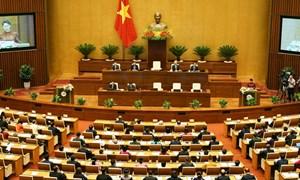 Quốc hội phân bổ ngân sách Trung ương năm 2019