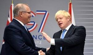 Australia lạc quan về khả năng sớm ký kết FTA với Anh