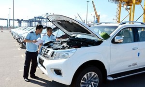 Thu thuế ô tô nhập khẩu tăng thêm gần 20.000 tỷ đồng