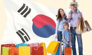 Hàn Quốc tăng mạnh nhập khẩu hàng hóa từ Việt Nam