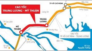 Đầu tư gần 7.000 tỷ đồng vốn cho cao tốc Trung Lương - Mỹ Thuận