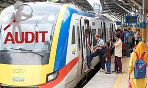 Tổng công ty Đường sắt Malaysia ghi nhận thua lỗ hàng chục tỷ USD