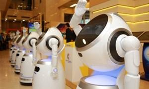 Robot có thay thế nhân sự ngân hàng?