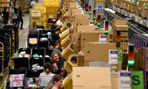 Nhà bán lẻ Amazon tự giao 3,5 tỷ kiện hàng trong năm 2019