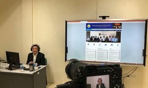 Tăng cường đào tạo bồi dưỡng theo hình thức trực tuyến tại Trường Bồi dưỡng cán bộ Tài chính