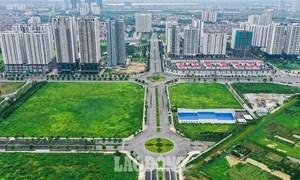Đất ở TP. Hà Nội và TP. Hồ Chí Minh là 162 triệu đồng/m²