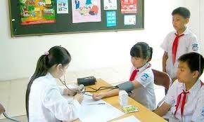 """""""Điểm sáng"""" trong phát triển bảo hiểm y tế học sinh, sinh viên"""