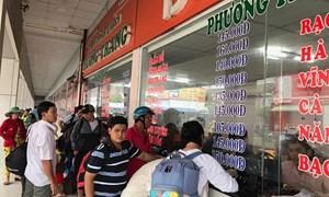 Vé xe Tết Dương lịch 2019: Có ghim vé, đẩy giá?