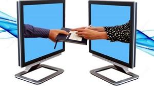 Điểm mới giao dịch điện tử trong hoạt động tài chính