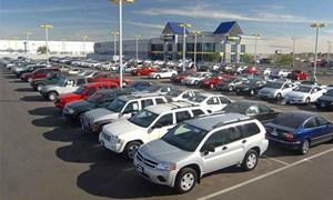 Tháng cuối năm ô tô nhập khẩu bất ngờ tăng mạnh