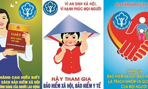 """""""Nghệ thuật"""" gắn phong trào thi đua với thực hiện nhiệm vụ của Bảo hiểm Xã hội Việt Nam"""