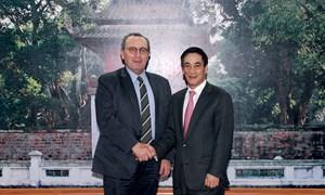 EU và Việt Nam tăng cường hợp tác trong lĩnh vực tài chính công