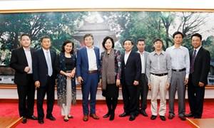 Bộ Tài chính đồng hành cùng cộng đồng doanh nghiệp