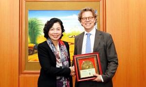"""""""Bảo vệ môi trường sinh thái luôn là ưu tiên số 1 của Việt Nam"""""""