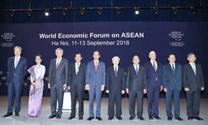 Khai mạc Hội nghị Diễn đàn Kinh tế Thế giới về ASEAN