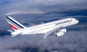 Việt Nam miễn thuế hàng hóa nhập khẩu với hãng hàng không Air France