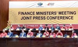 Thứ trưởng Trần Xuân Hà tham dự Hội nghị Bộ trưởng Tài chính APEC 2018