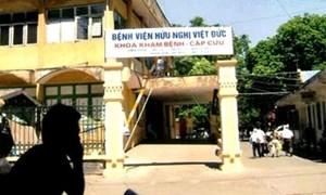 Bệnh viện Việt Đức thông tin về đường dây mua bán thận