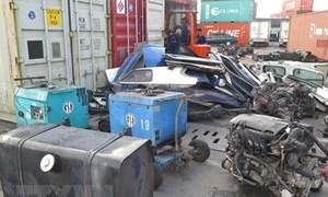 Kiểm soát chặt về môi trường đối với phế liệu nhập khẩu