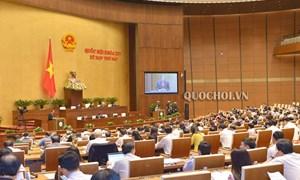 Ngày thứ hai Quốc hội tiến hành chất vấn