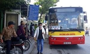 Để xe buýt hấp dẫn hành khách cần sự chung tay của cộng đồng