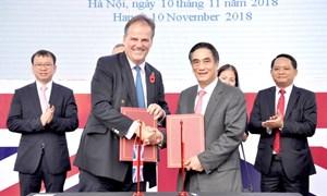 Việt Nam-Vương quốc Anh: Hợp tác để tạo ra những sản phẩm tài chính đa dạng