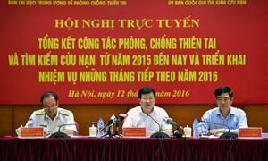Phó Thủ tướng Trịnh Đình Dũng: Ưu tiên kinh phí giúp người dân phòng chống thiên tai