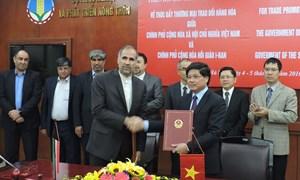 Trao đổi thương mại Việt Nam – Iran hướng tới 2 tỷ USD