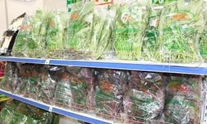 Phiên chợ nông sản, thực phẩm an toàn thường nhật tại Hà Nội