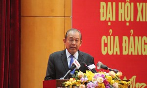 Ngành Thuế đóng góp quan trọng vào thành công chung về phát triển kinh tế-xã hội