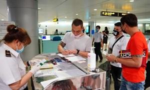 Khai báo y tế là yêu cầu bắt buộc trước khi thực hiện hành trình bay nội địa