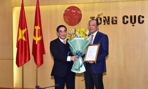 Bộ Tài chính bổ nhiệm thêm Phó Tổng cục trưởng Tổng cục Thuế