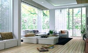 Cách thiết kế để đem ánh sáng vào nhà giúp không gian thoáng rộng