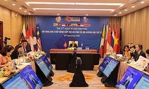 Việt Nam khẳng định vai trò, vị thế trong Hiệp hội An sinh ASEAN