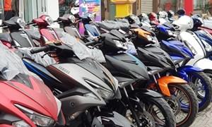 Người Việt mua 3,4 triệu xe máy năm 2018