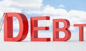 Thế giới ngập trong nợ
