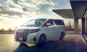 Toyota Việt Nam chính thức giới thiệu Alphard 2021