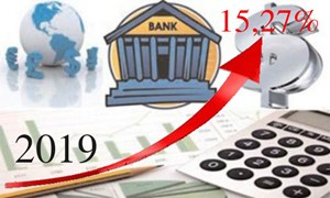 Thắt tín dụng, ngân hàng vẫn kỳ vọng tăng trưởng hơn 15%
