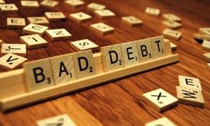 Bất ngờ nợ xấu ngân hàng