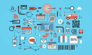 Thương mại điện tử, một phần quan trọng trong nền kinh tế số