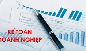 Một số vấn đề về kế toán sáng tạo trong doanh nghiệp