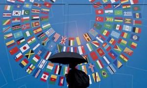 IMF cảnh báo căng thẳng EU - Mỹ có thể tác động đến tăng trưởng toàn cầu