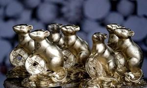 Gốm sứ hình con Chuột: Từ giá bình dân đến tiền triệu đều đắt hàng