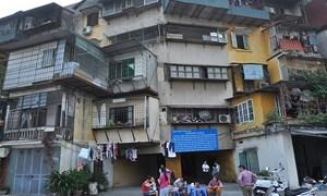 Hà Nội: Đề xuất điều chỉnh Luật 'gỡ vướng' cải tạo chung cư cũ