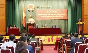 Bộ Tài chính quyết tâm hoàn thành xuất sắc nhiệm vụ tài chính – ngân sách năm 2021