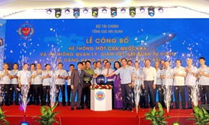 Hải quan Việt Nam: Tiếp tục cải cách,tạo thuận lợi cho hoạt động xuất nhập khẩu