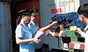 Tổng cục Hải quan sẵn sàng tiếp nhận thông tin kiến nghị từ các doanh nghiệp nhập khẩu phế liệu